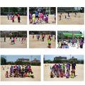 今年も開催しました アンジュヴィオレ広島「サッカーしようよ!!」