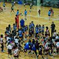 公益財団法人広島市スポーツ協会創立80周年記念バレーボール教室開催