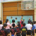 JTサンダーズ バレーボールクリニックを開催しました!