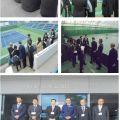 メキシコテニス連盟会長が東京五輪2020事前合宿の視察に来場